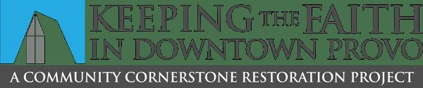 Community Cornerstone Restoration Project